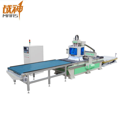 9kw Hsd Air Cooling Spindle Yaskawa Servo Motor Syntec Control System Mould Woodworking CNC Router/4 Axis CNC Router Machine