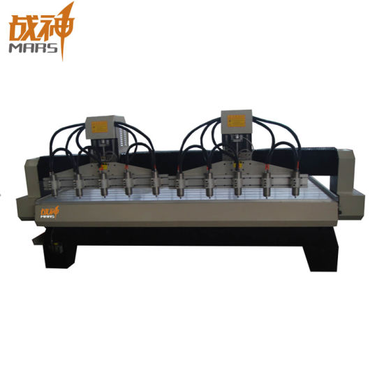1825 CNC Woodworking Machinery / Wood Engraving Machine / CNC Router with Lowest Price