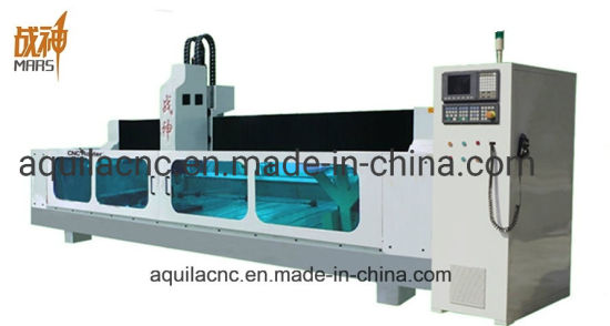 GM3015 Quartz Stone Granite Stone CNC Engrave Machine for Counterops and Wash Basis